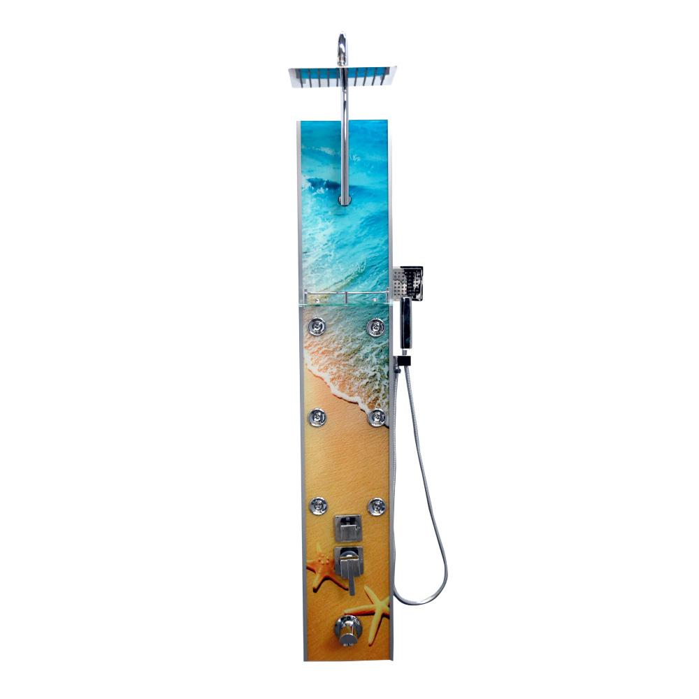 Cam Şok Duş Model 4
